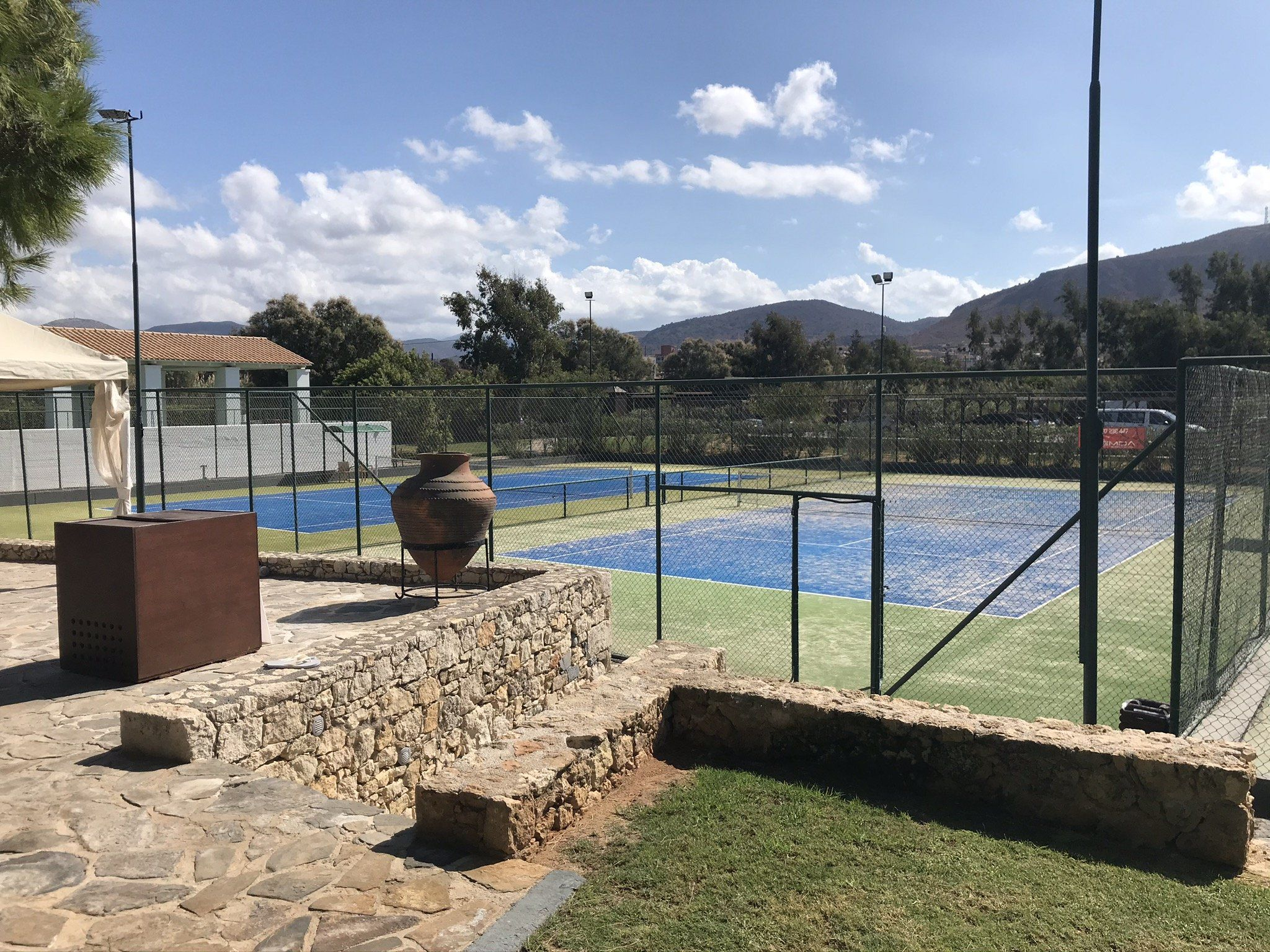 Grecotel Amirandes Tennis