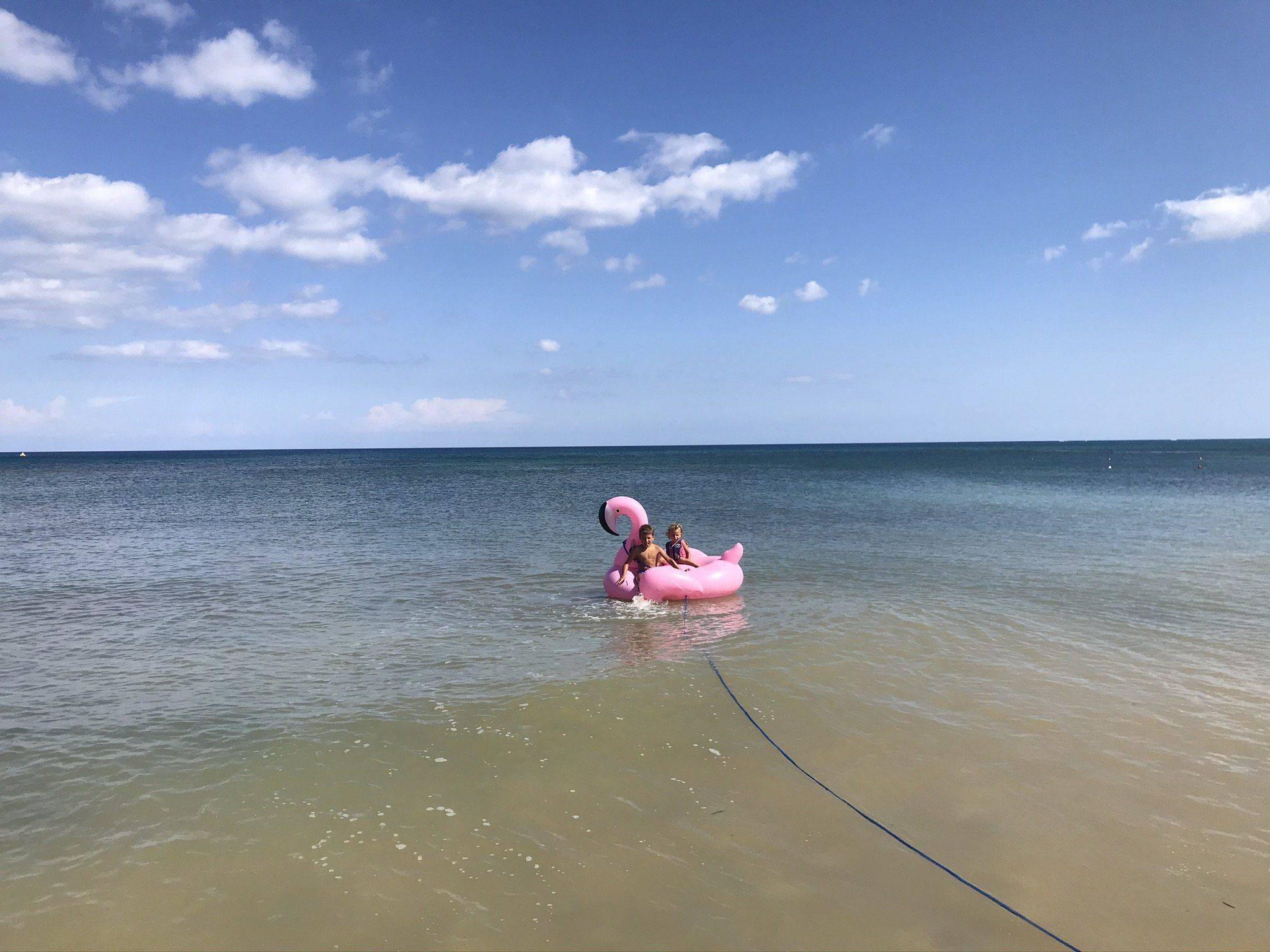 Kinderhotel Kreta Strandspielzeug