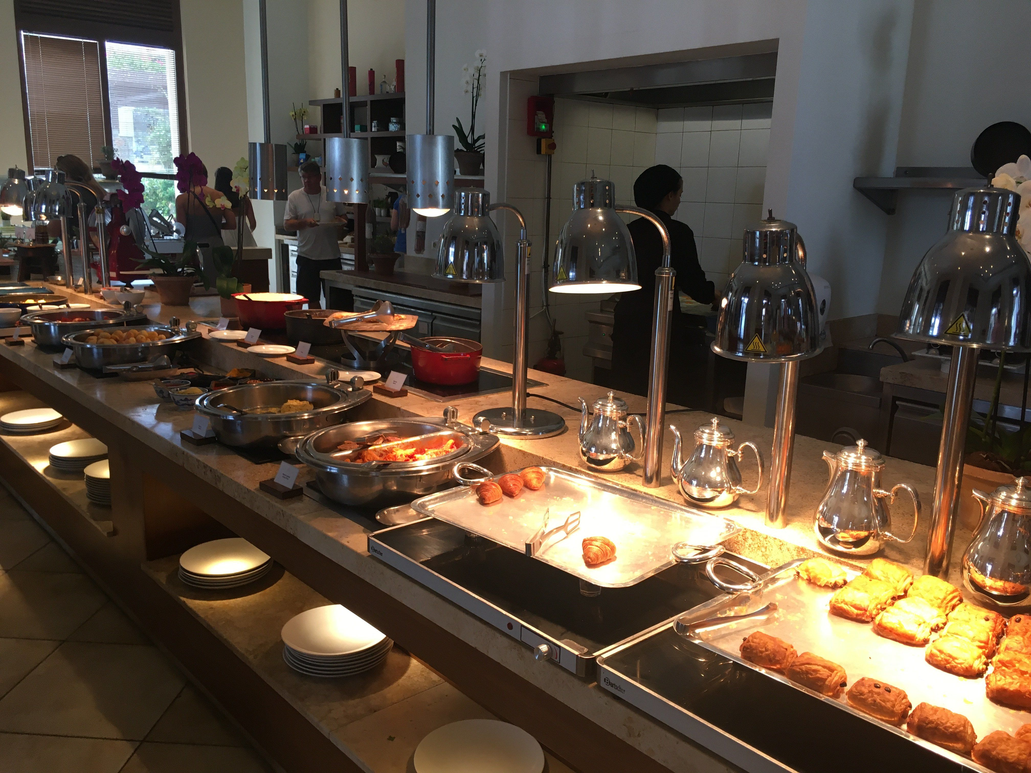 Grecotel Amirandes Frühstücksbuffet