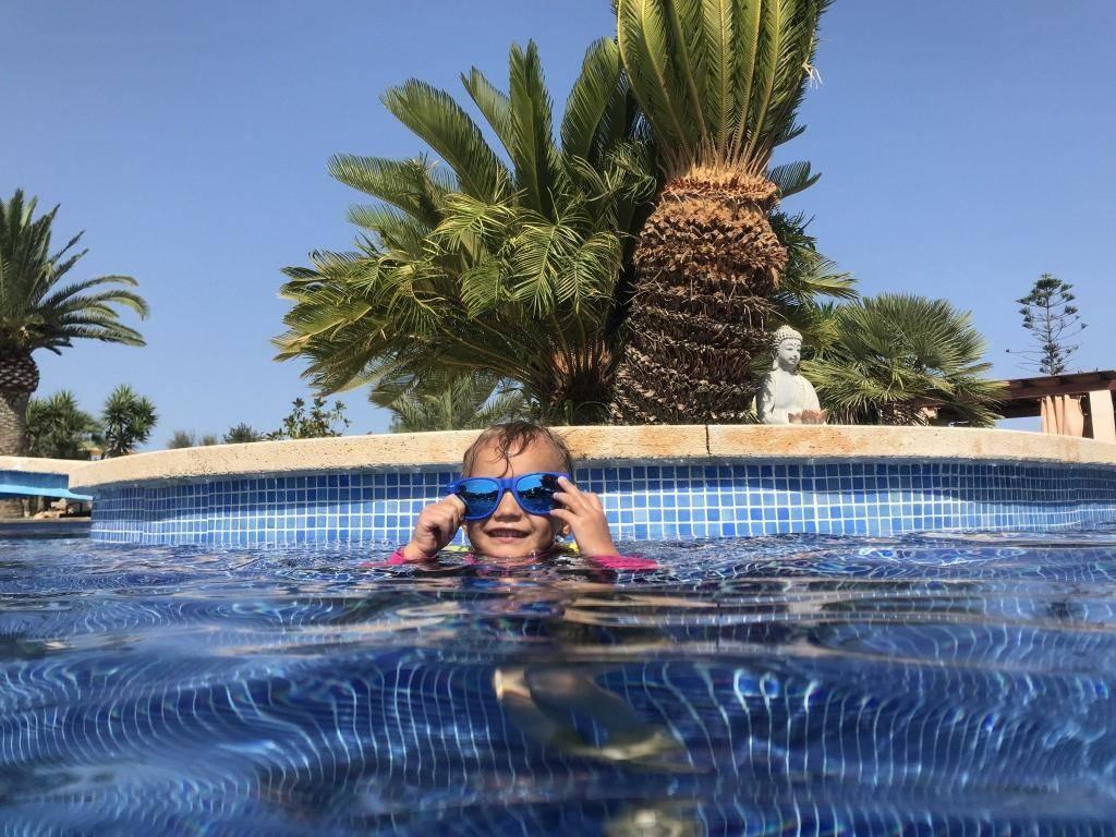 Finca Sa Tanca Tauchen Pool