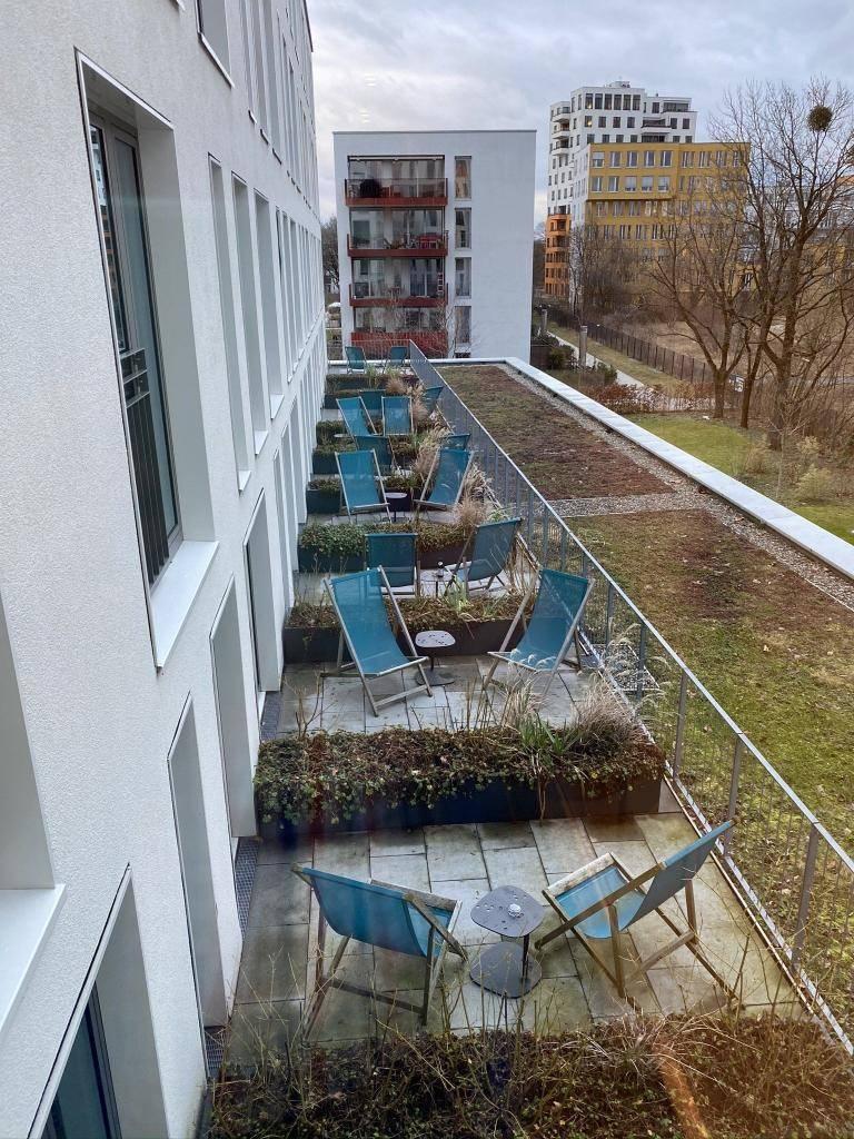 Motel One München Superior Zimmer