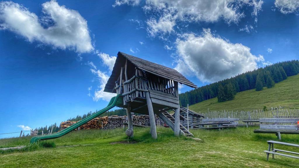 Alpe obere Kalle Spielplatz