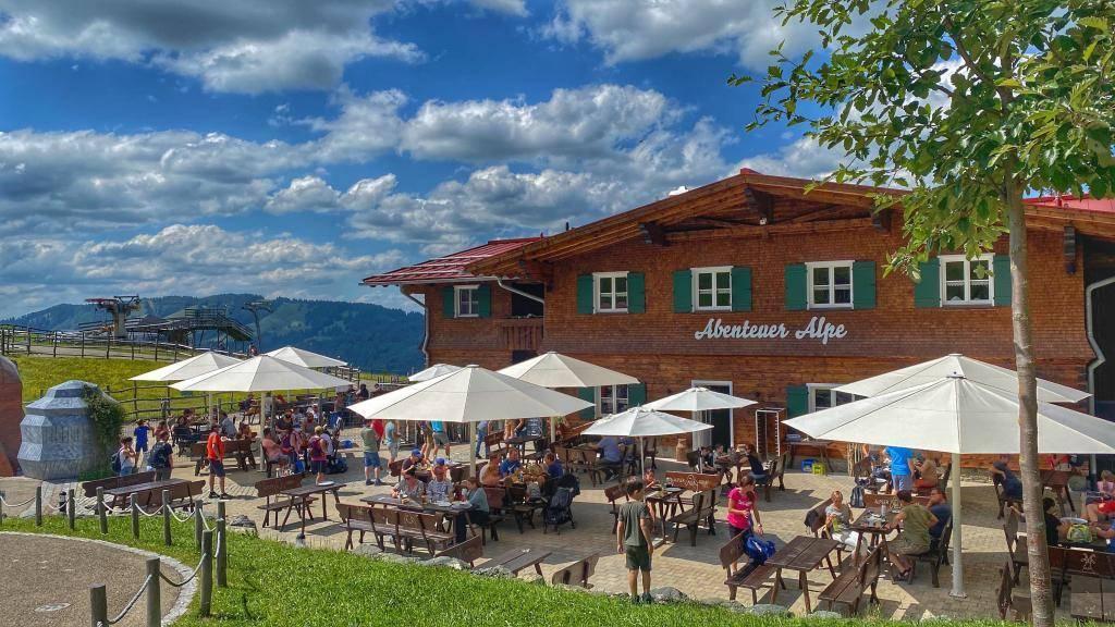 Alpsee Bergwelt Gastronomie