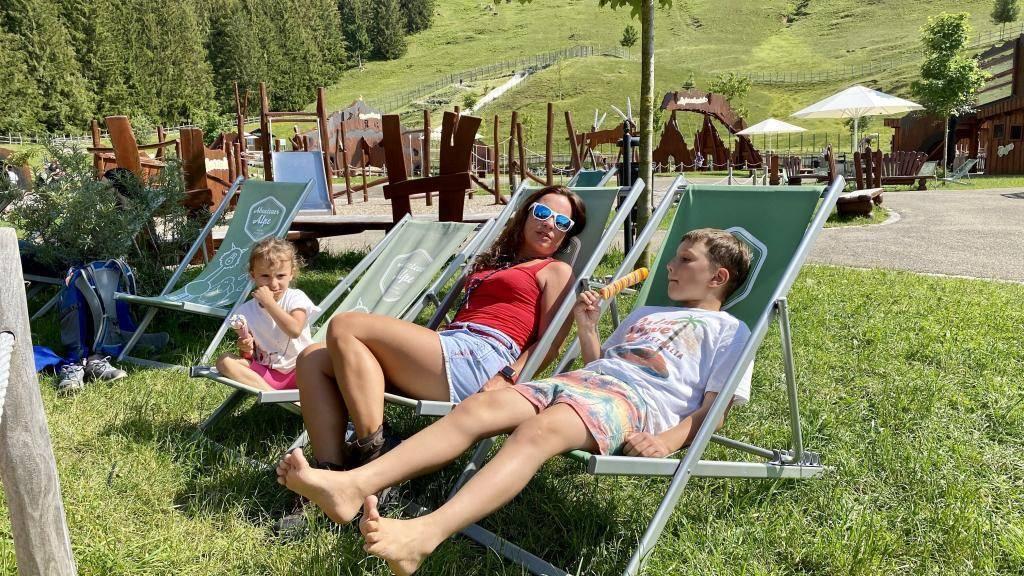 Alpsee Bergwelt Pause