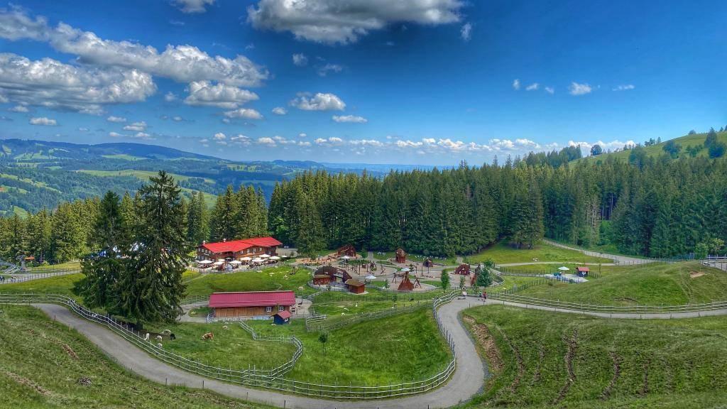 Alpsee Bergwelt Spielplatz