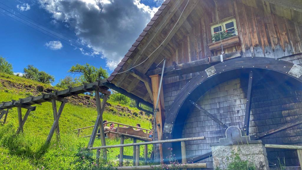 Bermersbach Mühle