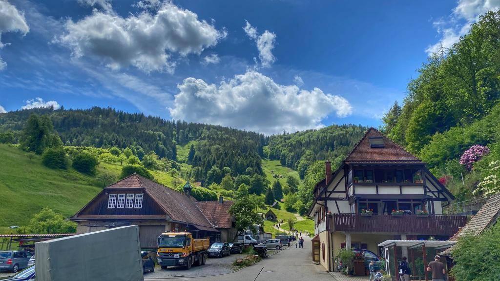 Bermersbach Schwarzwald