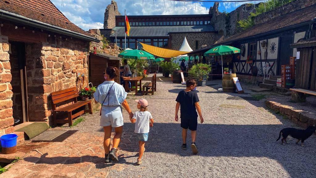Burg Madenburg Burgschänke