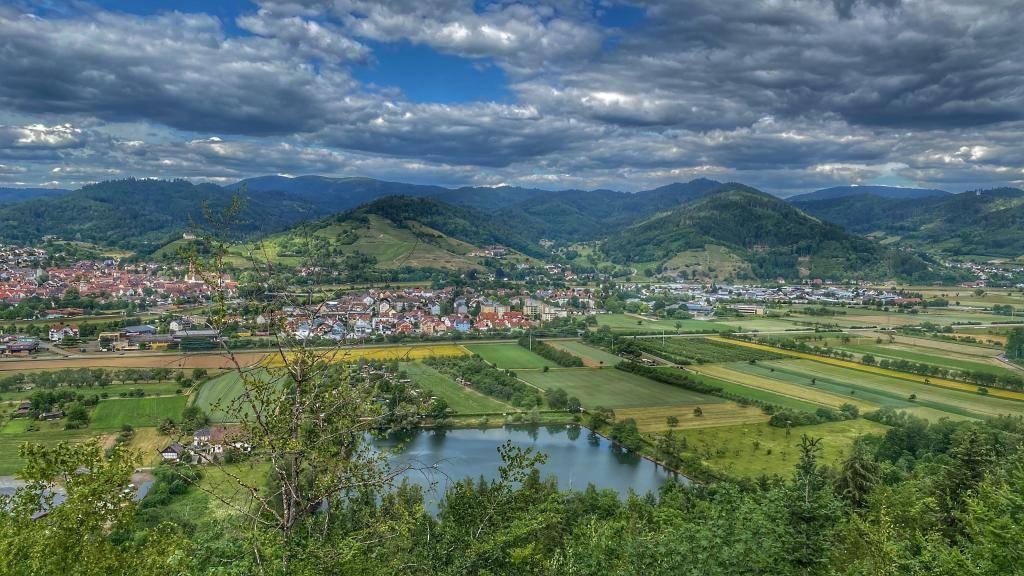 Gengenbach Ausblick
