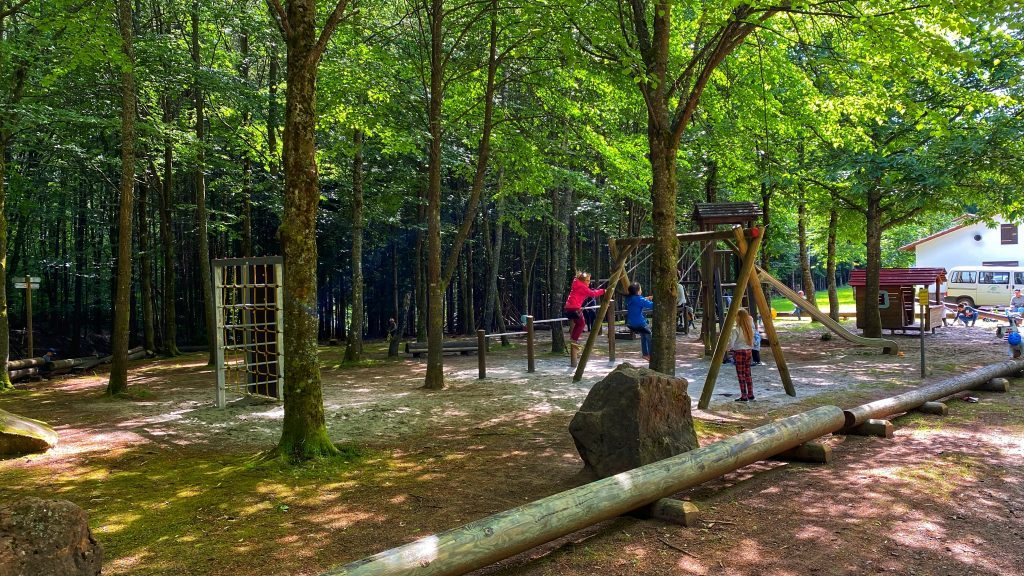 Drachenfelshütte Spielplatz