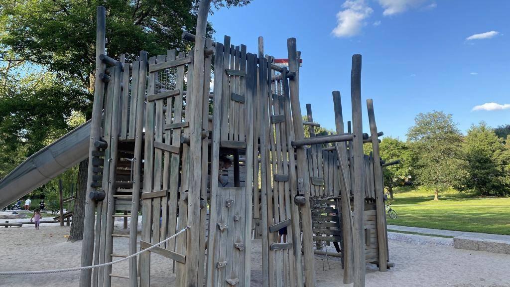 Bad Herrenalb Spielplatz
