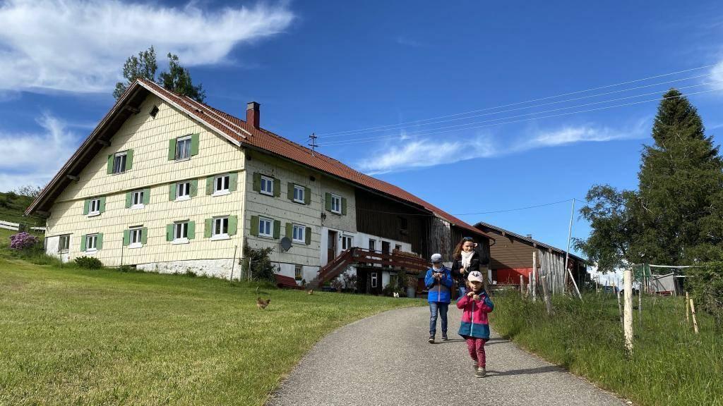 Bauernhof Kuhnigundenweg