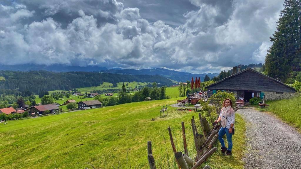 Höfle Alpe Allgäu