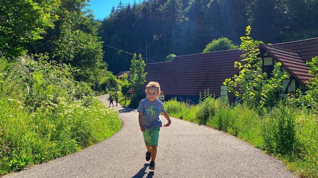Kinder Wandern