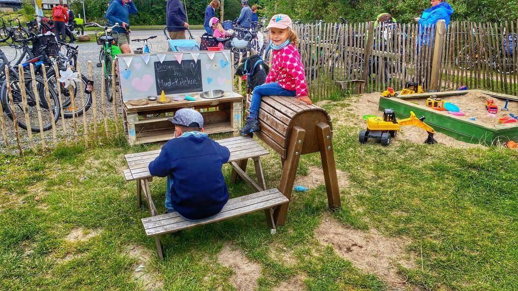 Spielplatz Föhr
