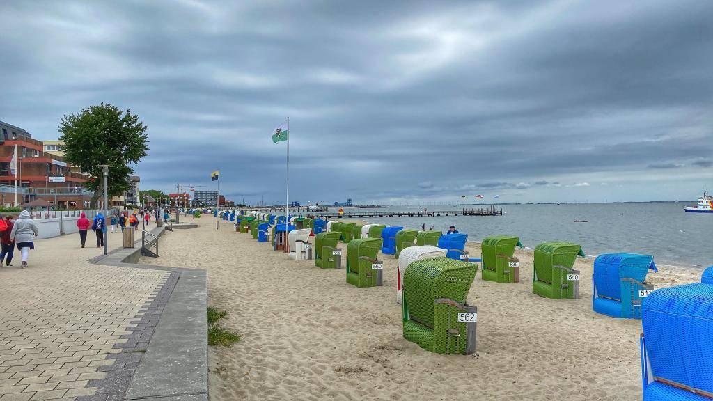 Strandpromenade Wyk
