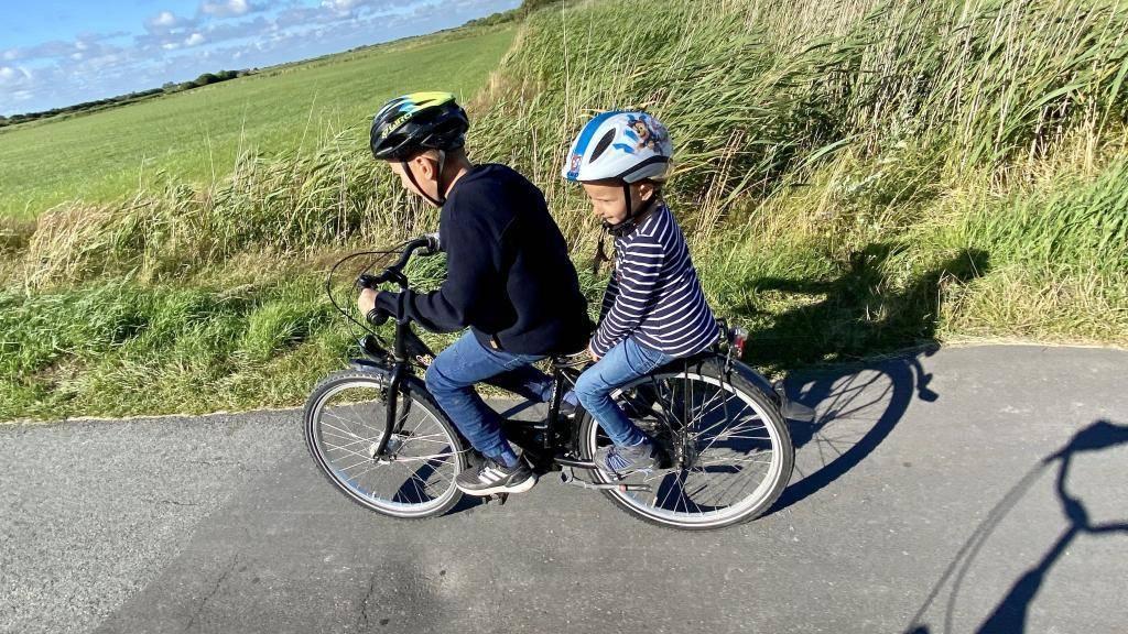Fahrrad Fahren Föhr