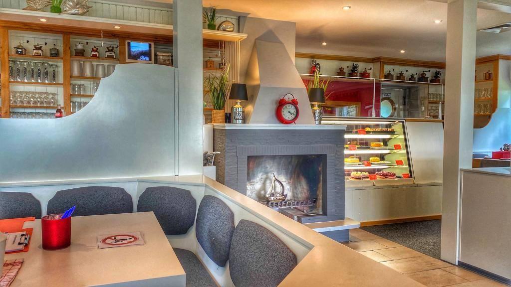 Gastraum Kliff Cafe