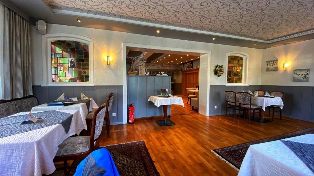 Gastraum Restaurant Knudsen