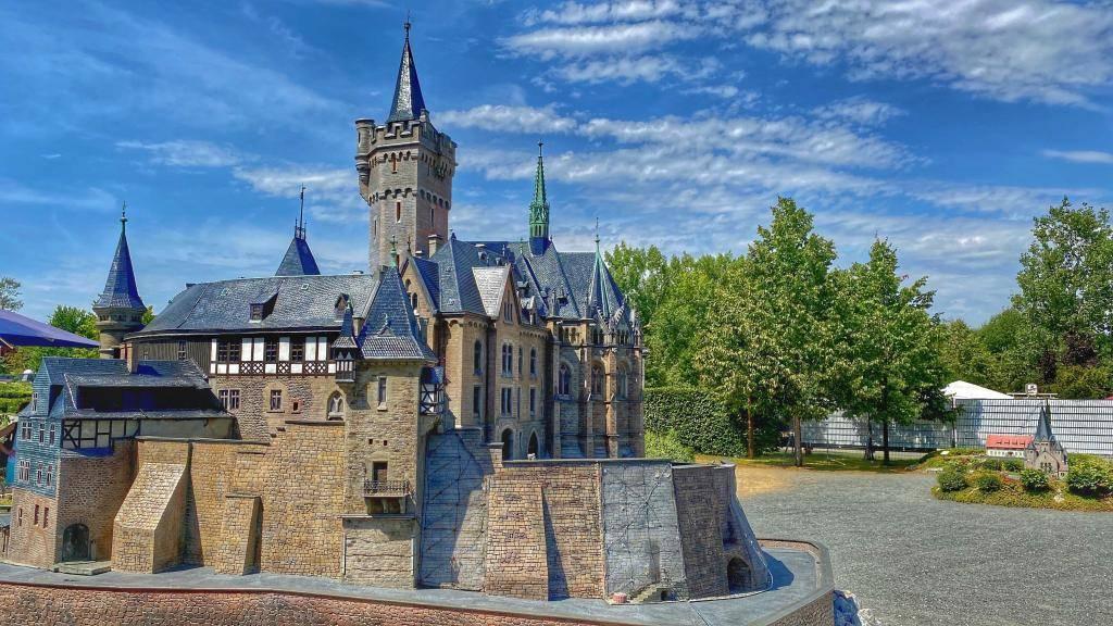Miniatur Ausgabe Schloss Wernigerode