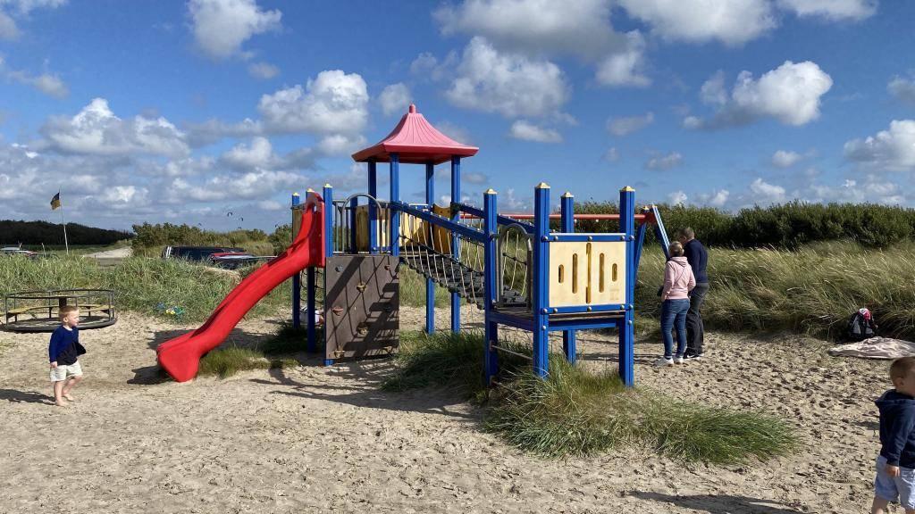 Spielplatz Kliff Cafe