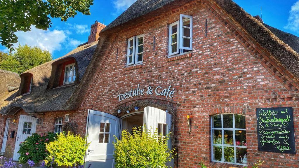Teestube Cafe Föhr