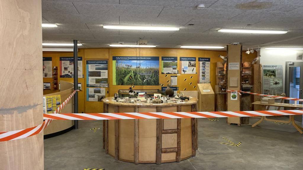 Wattenmeer Museum Hallig Hooge