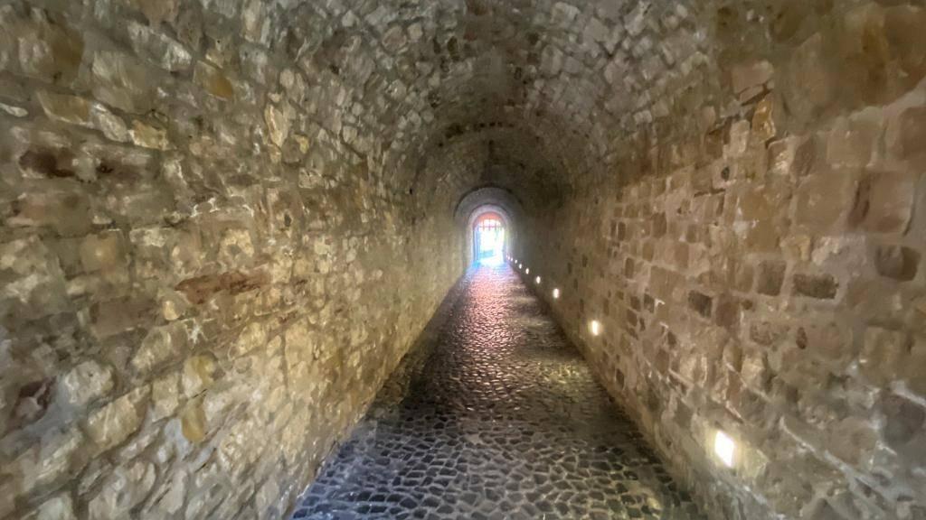 Zugang Schloss Wernigerode