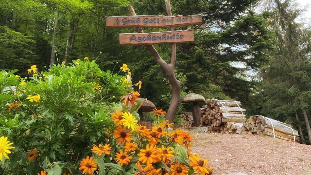 Aschenhütte Bad Herrenalb