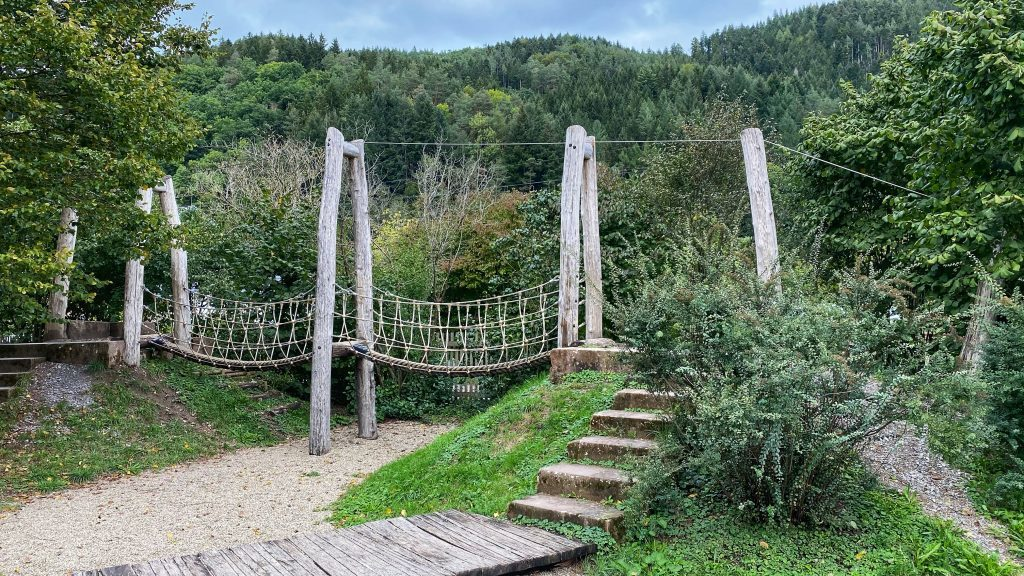 Abenteuer Spielplatz Vogtsbauernhöfe