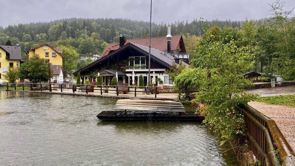 Bergsee Restaurant Triberg