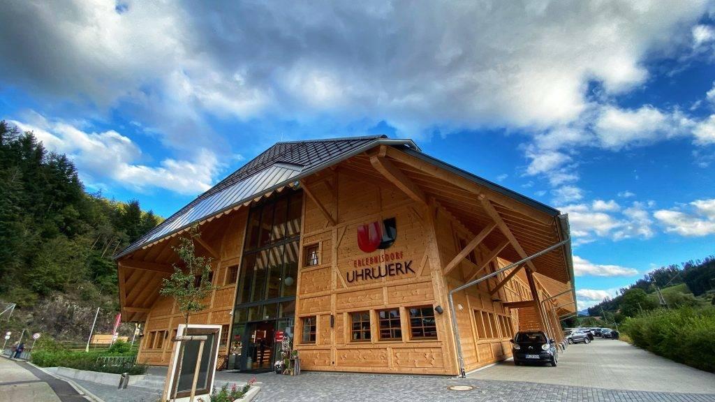 Ausflugsziel Schwarzwald Vogtsbauernhof