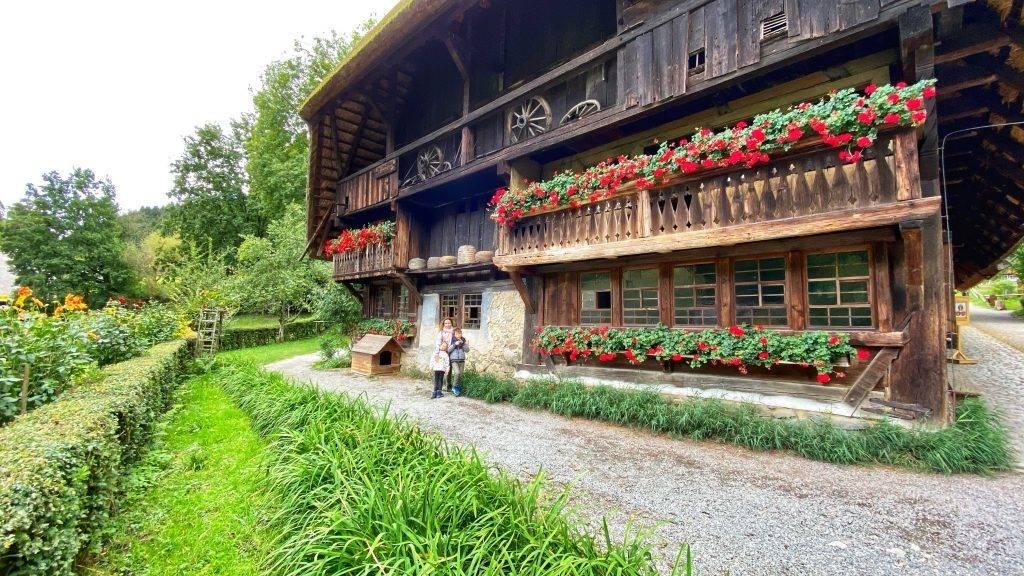 Schwarzwälder Ausflugsziele Vogtsbauernhof